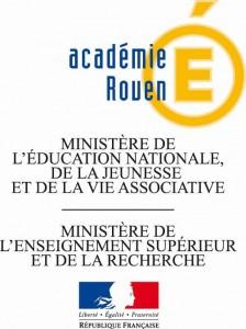 Ministère de l'Education Nationale logo académique 2011